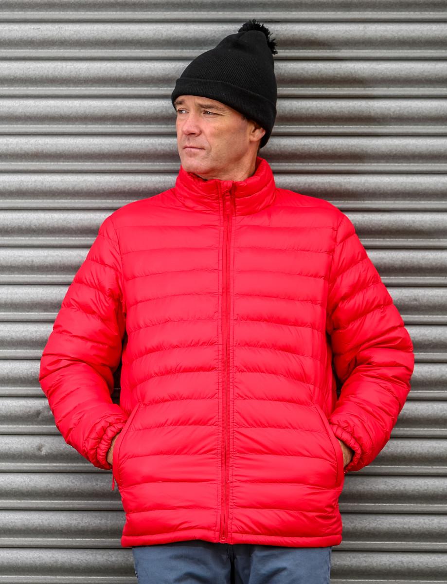Result Urban Mens Ice Bird Padded Jacket