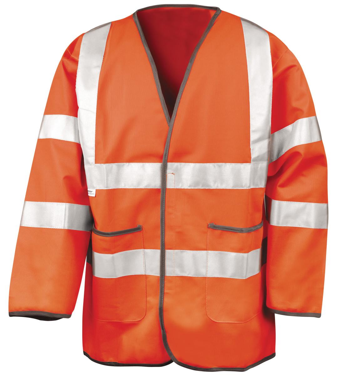Result Lightweight Motorway Safety Jkt