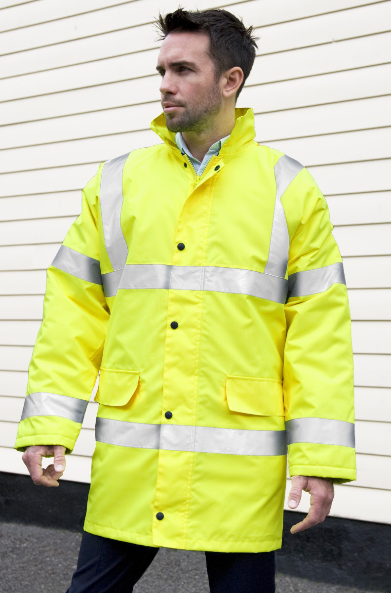Result Safe-Guard Motorway Jacket