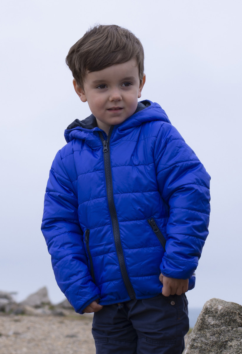 Result Core Childs Padded Jacket