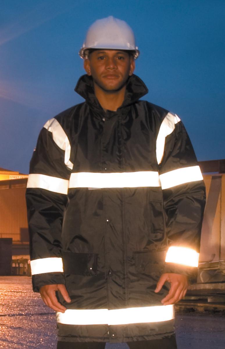 Result Workguard Management Coat