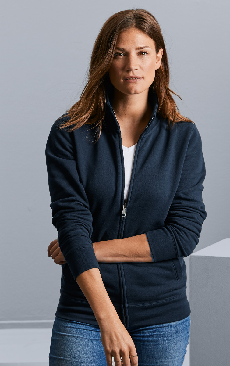 Russell Ladies Authentic Sweat Jacket