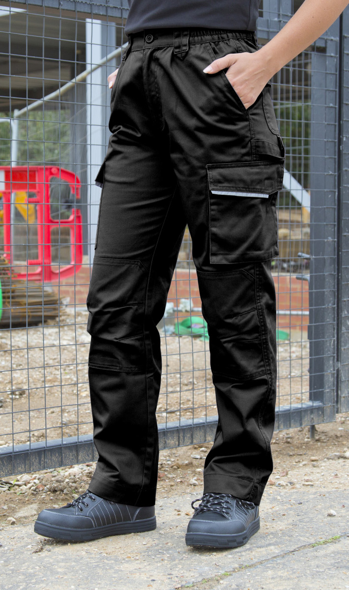 Result Workguard Womens Action Trousers