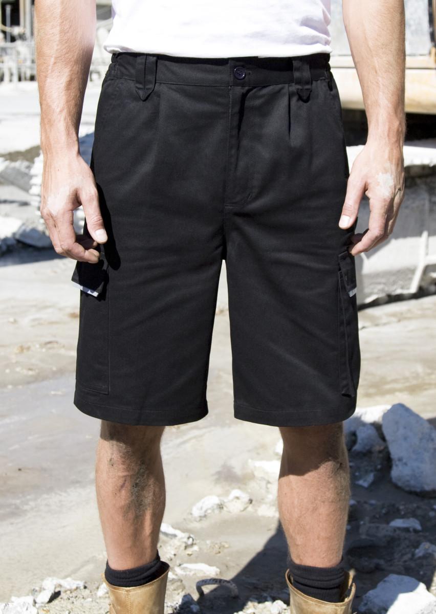 Result Workguard Action Shorts