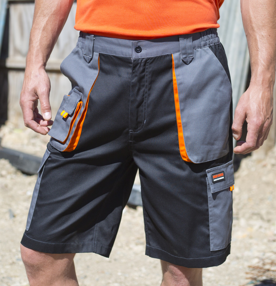 Result Workguard Lite Shorts