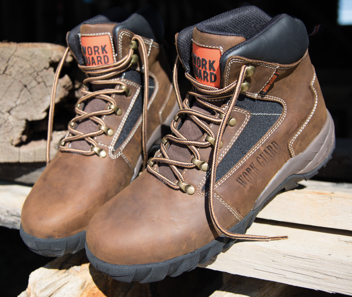 Result Workguard Carrick Safety Boot
