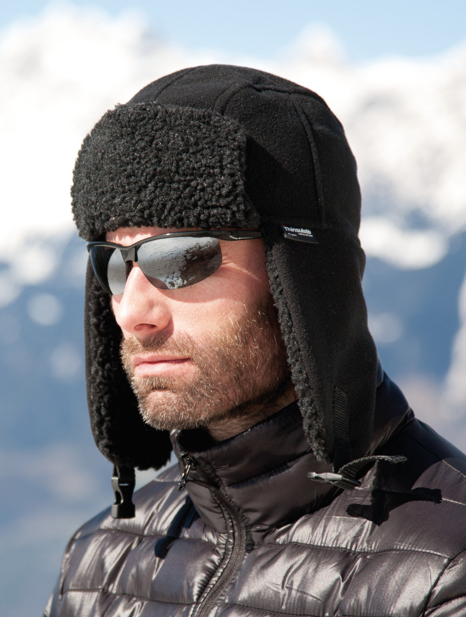 Result Winter Thinsulate Sherpa Hat