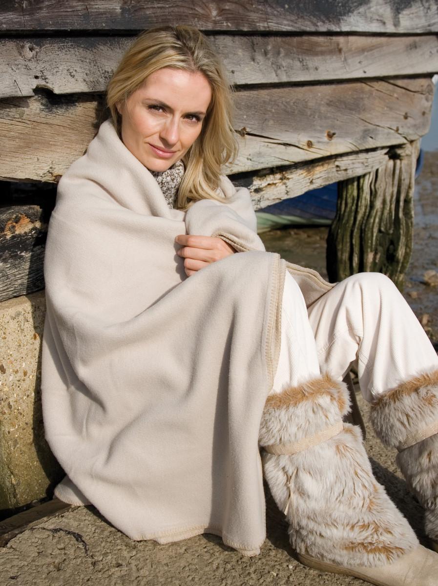 Result Winter Essentials Fleece Blanket