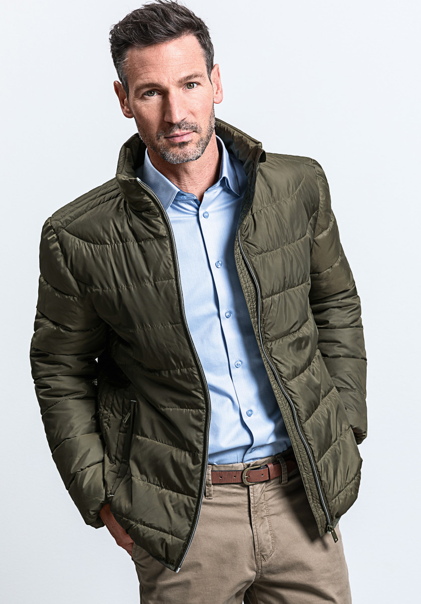 Russell Mens Hooded Nano Jacket