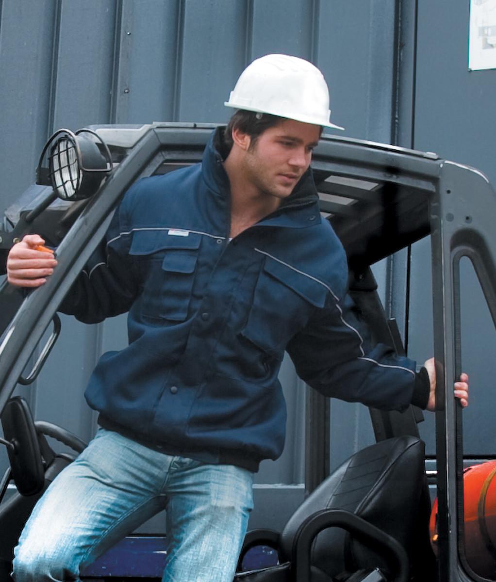 Workgaurd Zip Sleeve Heavy Duty Jacket