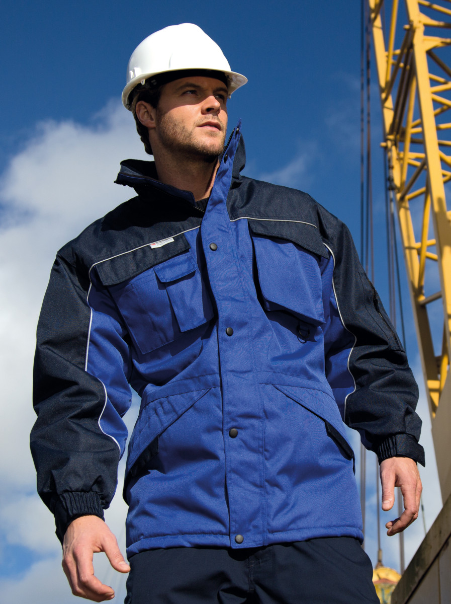 Workwear Heavy Duty Combo Coat