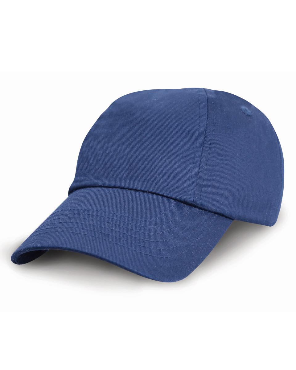 Childrens Low Profile Cotton Cap