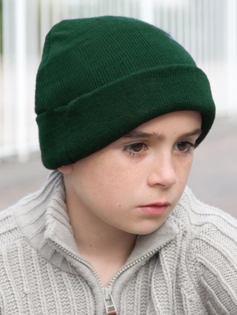 Junior Wooly Ski Hat