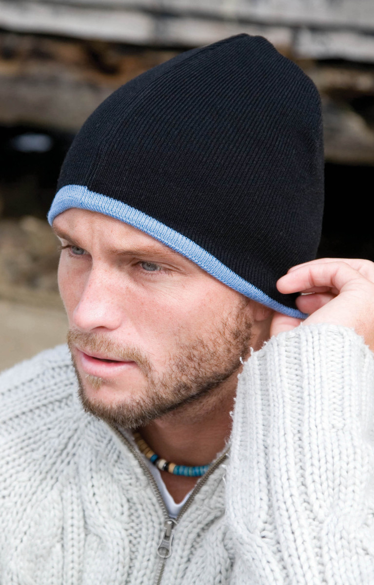 Result Winter Reversible Fashion Fit Hat
