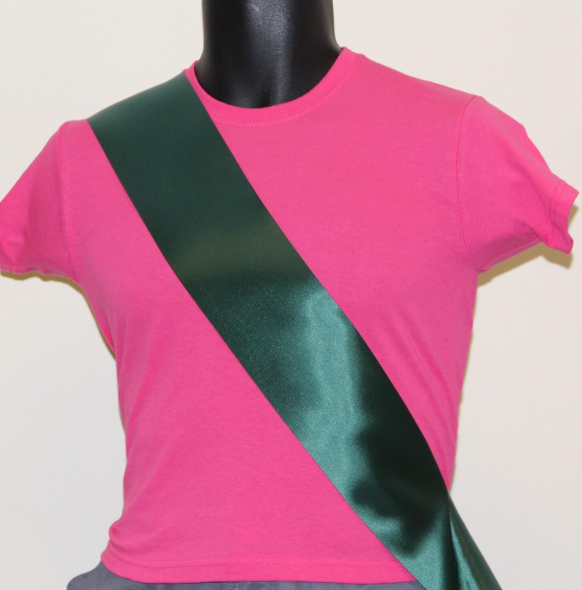 Ready Range Ribbon Sash (10pk)