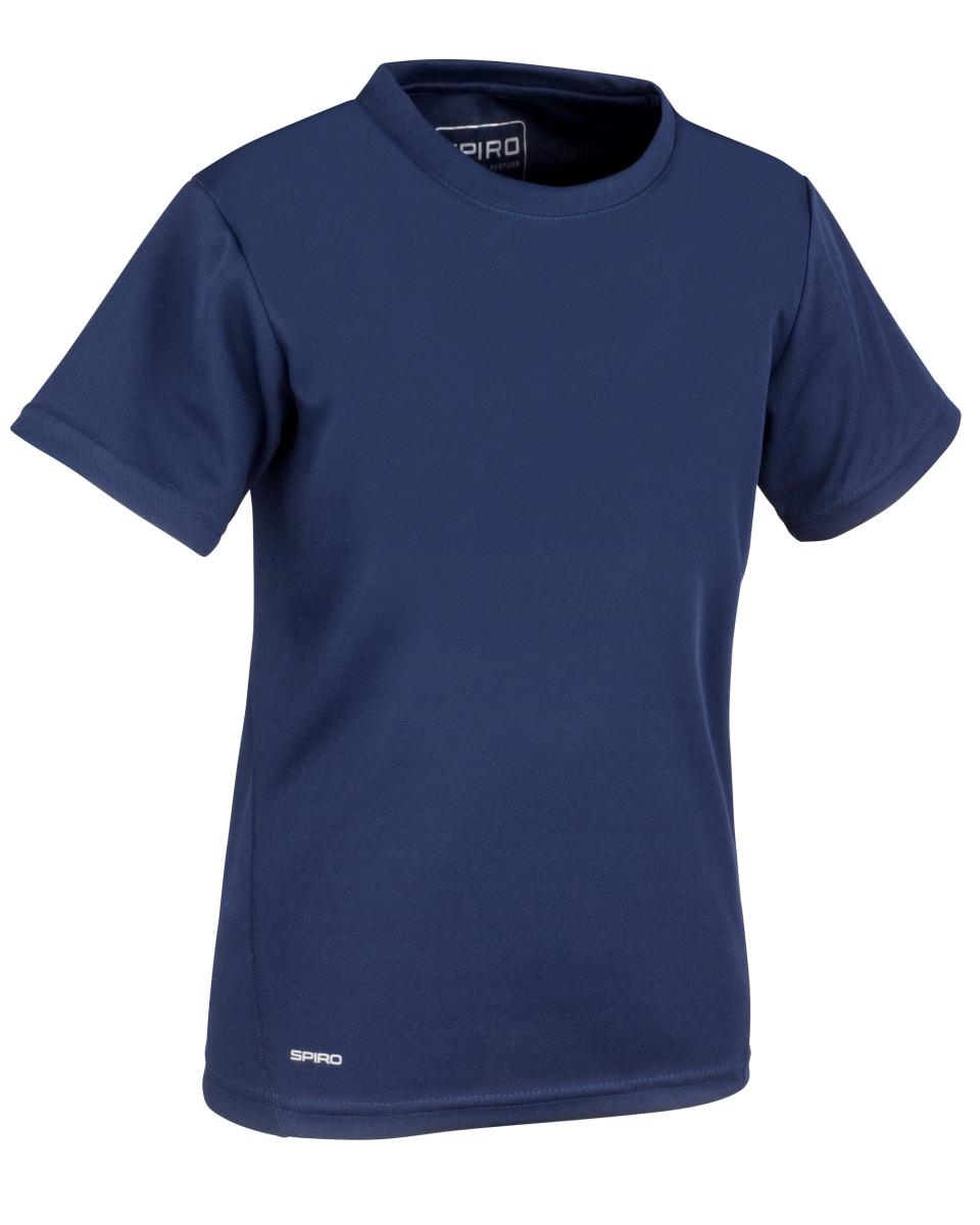 Spiro Junior Quick Dry T-Shirt
