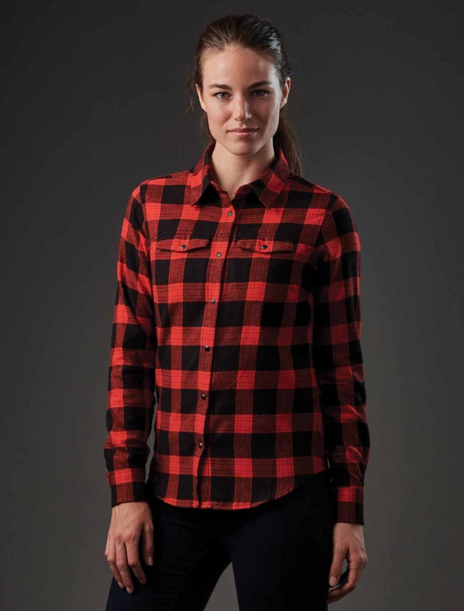 Stormtech Womens Snap Front Shirt