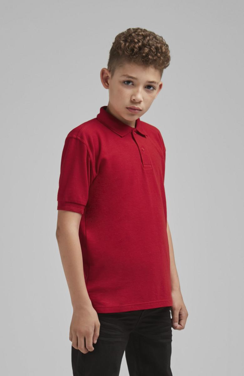 Kid's Polycotton Polo Shirt