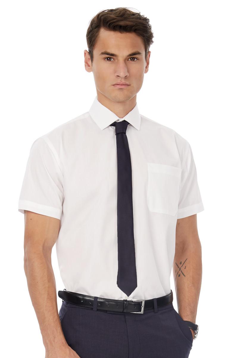 Men's Smart Short Sleeve Shirt