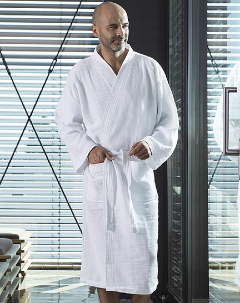 Jassz Towels Constance Waffle Robe