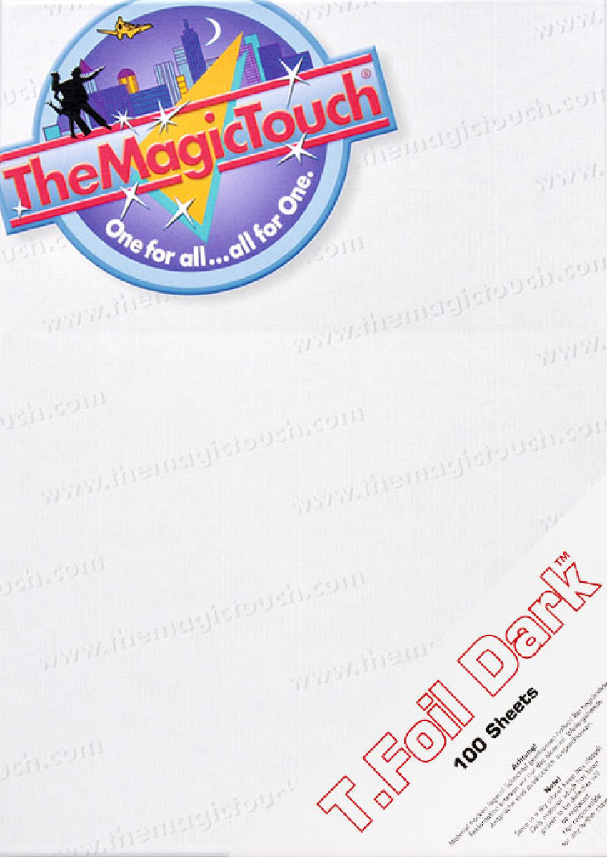 Magic Touch T Foil Dark A4 Paper (100)