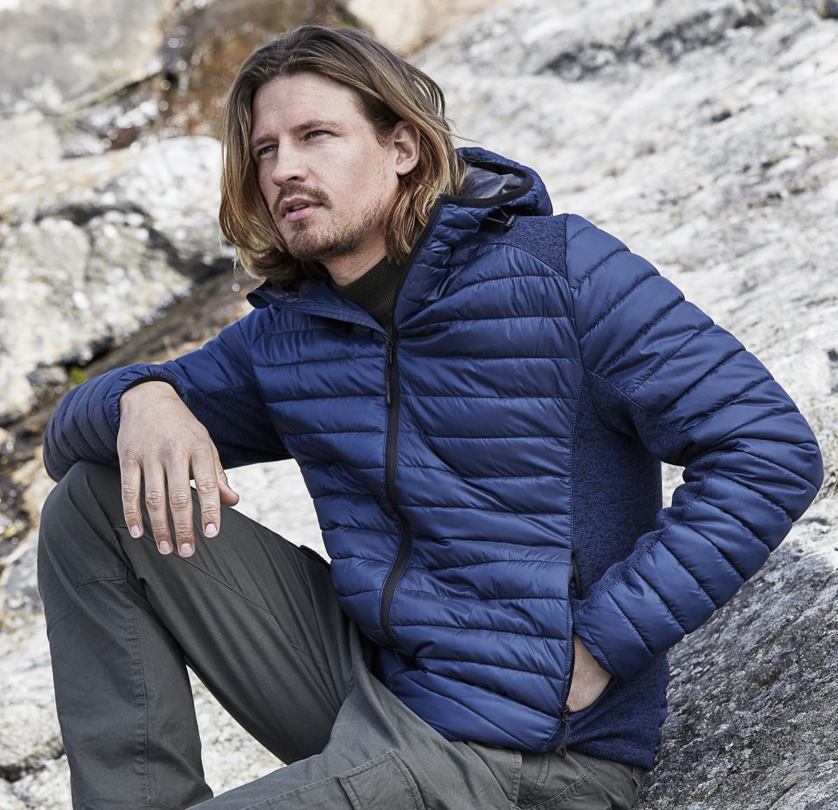 Tee Jays Aspen Mens Crossover Jacket