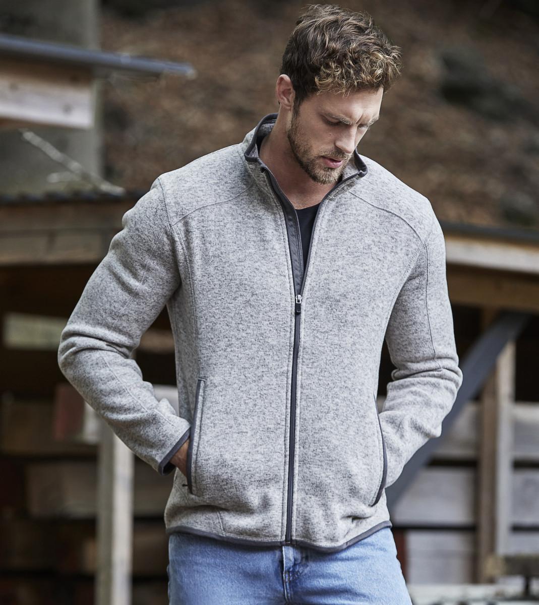 Tee Jays Mens Outdoor Fleece