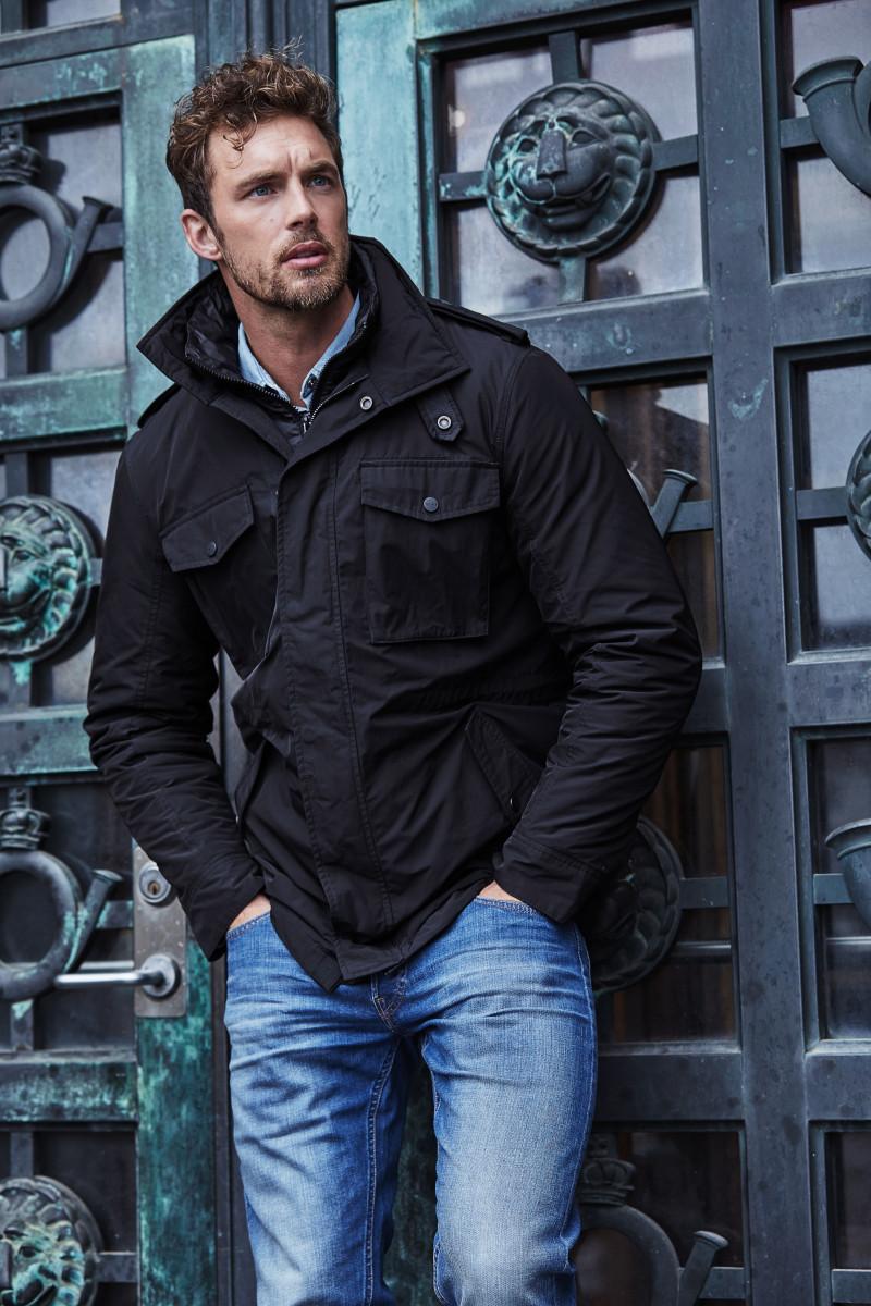 Tee Jays Mens Urban City Jacket