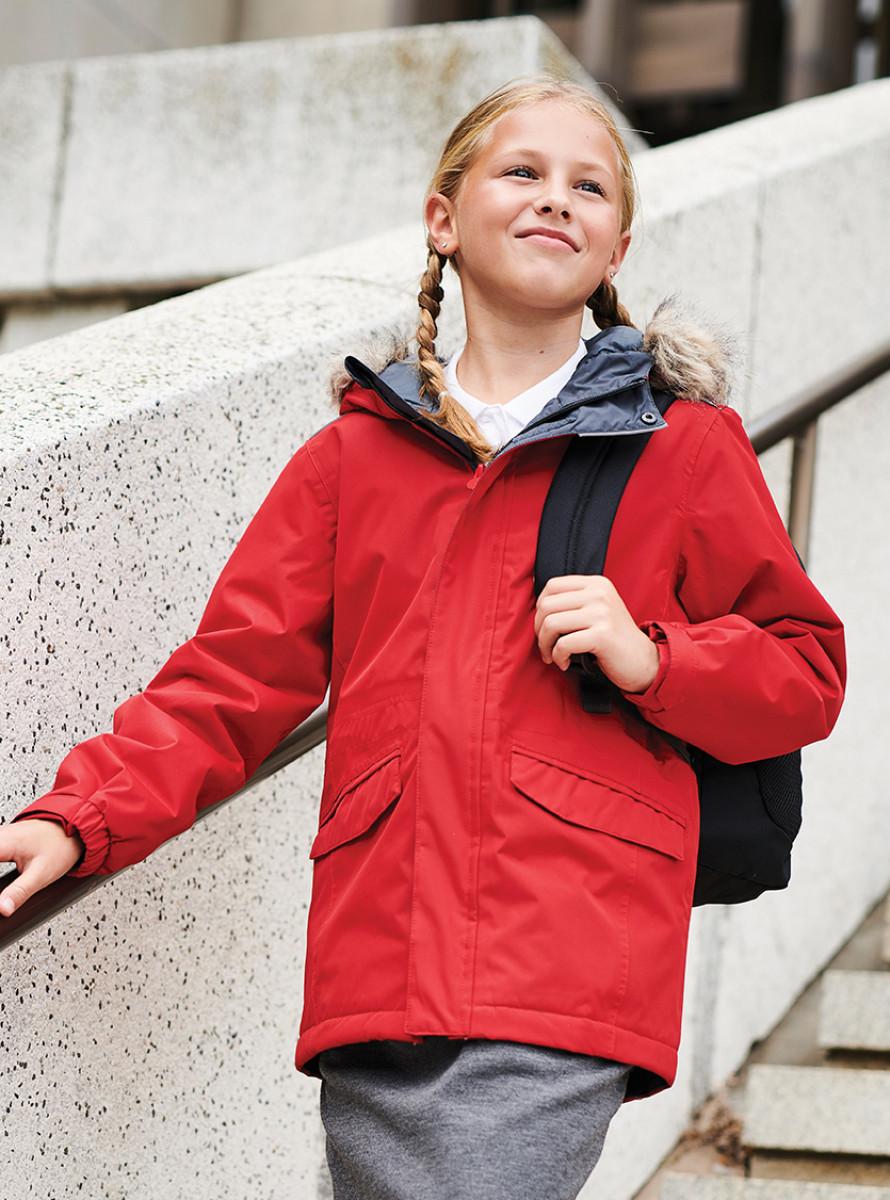 Regatta Junior Kid Cadet Insulated Parka