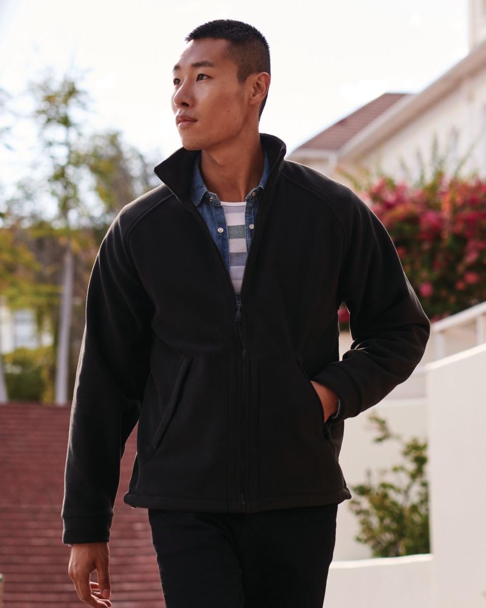 Sigma Symmetry Heavyweight Fleece Jacket