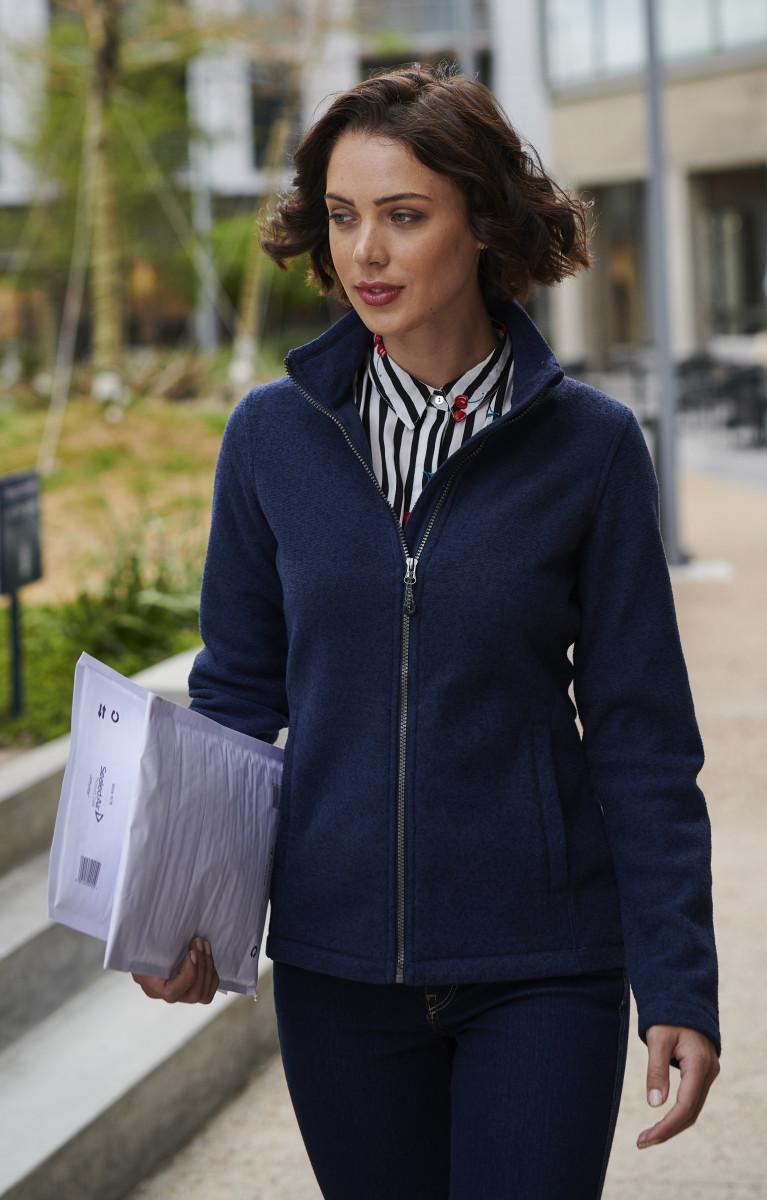Regatta Lady Parkline Mini Stripe Fleece