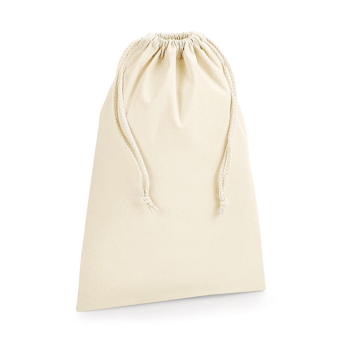 WFord Mill Org Premium Cotton Stuff Bag