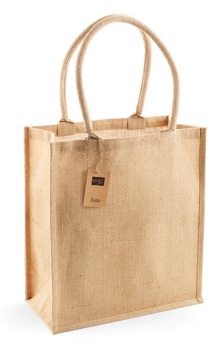 Westford Mill Jute Boutique Shopper