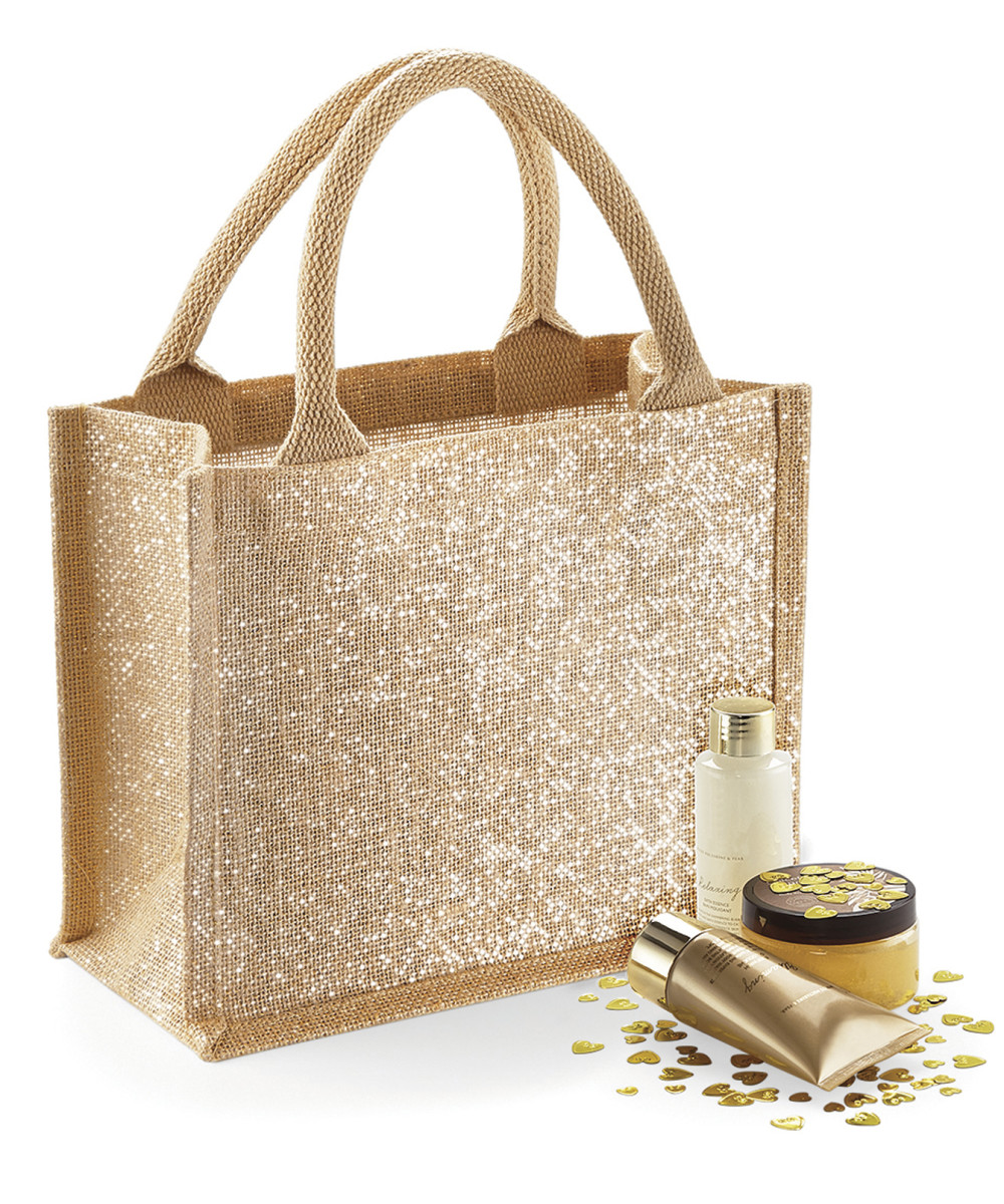 Westford Mill Shimmer Jute Gift Bag