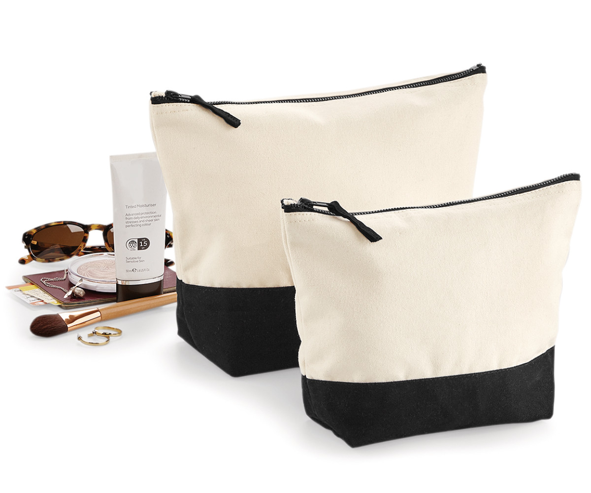 Westford Mill Canvas Accessory Bag - 1