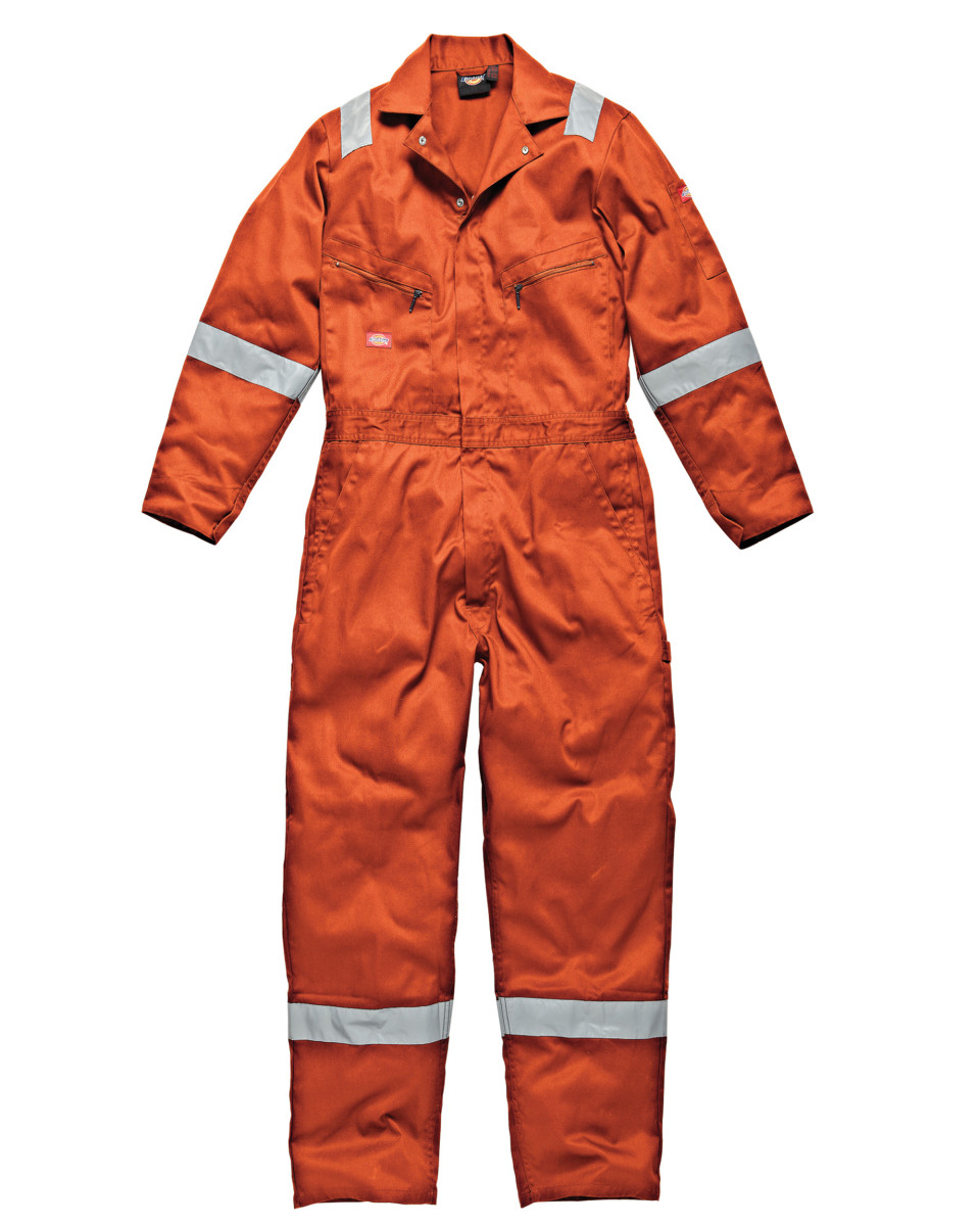 Hi-Vis Stripe Coverall