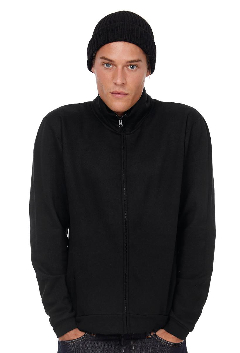 B&C ID206 50/50 Full Zip Sweat Jacket